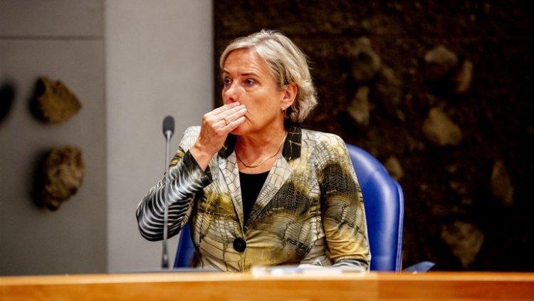 Hollanda'da Savunma Bakanı da istifa etti
