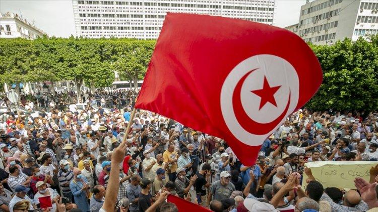 Tunus Dışişleri Bakanlığından, 'ülkenin içişlerine müdahale edilmesi' çağrılarına tepki