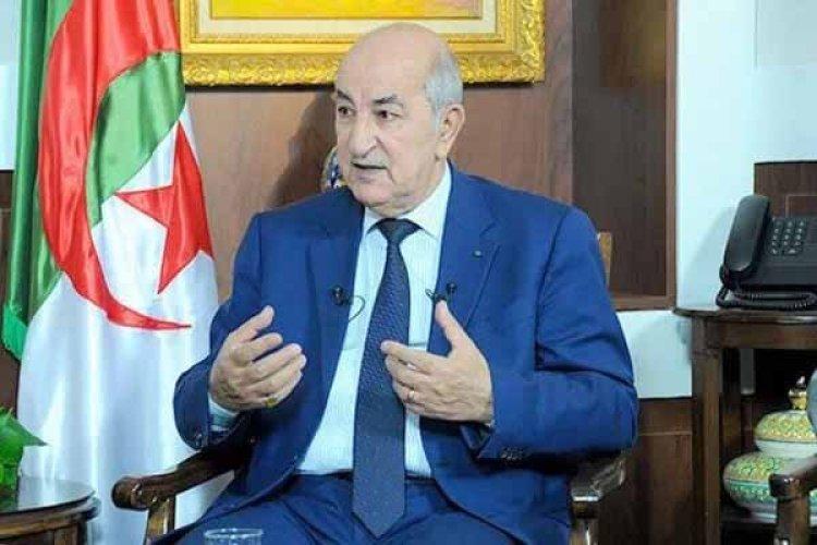 Tebbun'dan Fransa'ya ikaz: Sömürge dönemi geçti, Cezayir sadece Allah'a boyun eğen güçlü bir ülkedir