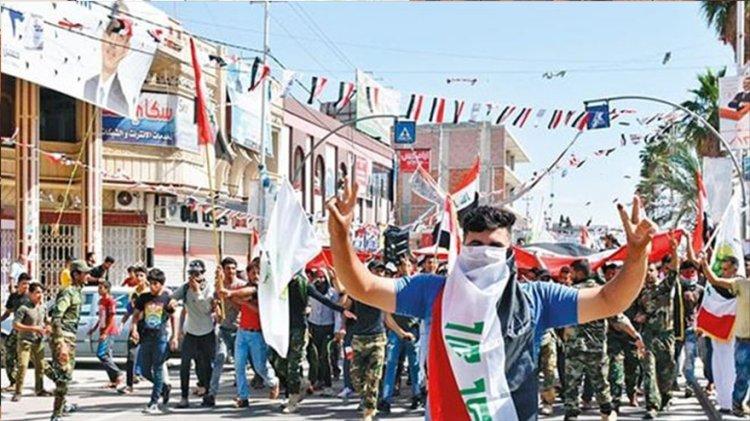 Irak'ta adil bir hükümet kurulmamasının toplumsal olayları yeniden tetikleyebileceği belirtiliyor