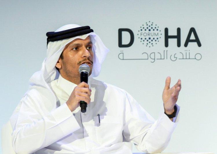 Katar Dışişleri Bakanı: İşgali sonlandırmayan normalleşme anlaşmaları politikamıza uymuyor