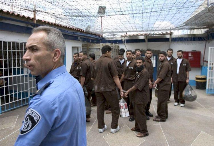 İşgalci İsrail'in hapishanelerindeki İslami Cihad Hareketi mensubu 250 tutuklu açlık grevine başladı