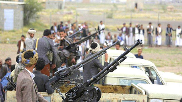 Husiler Marib merkezine yakın bazı bölgeleri ele geçirdi