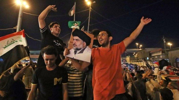 Irak'ta Şii siyasi liderler, Sadr Hareketi'nin kazandığı seçimin sonuçlarını kabul etmedi