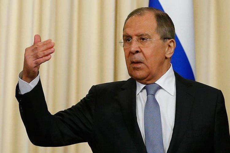 Lavrov, ABD'nin Orta Asya'da konuşlanmasının mümkün olamayacağını bildirdi
