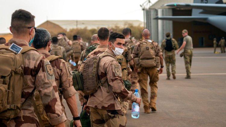 Barkhane Operasyonu unsurları Mali'nin kuzeyinden çekiliyor